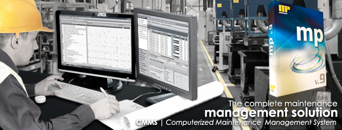 Software para Mantenimiento CMMS Computerized Maintenance Management System