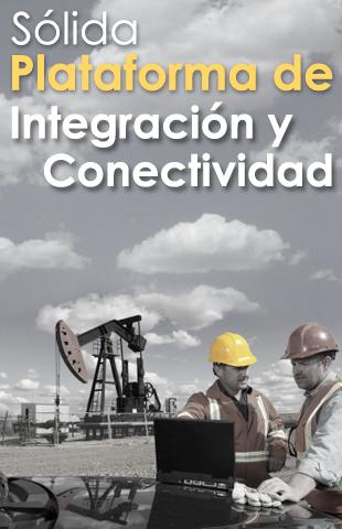 CMMS con una sólida plataforma de integración y conectividad