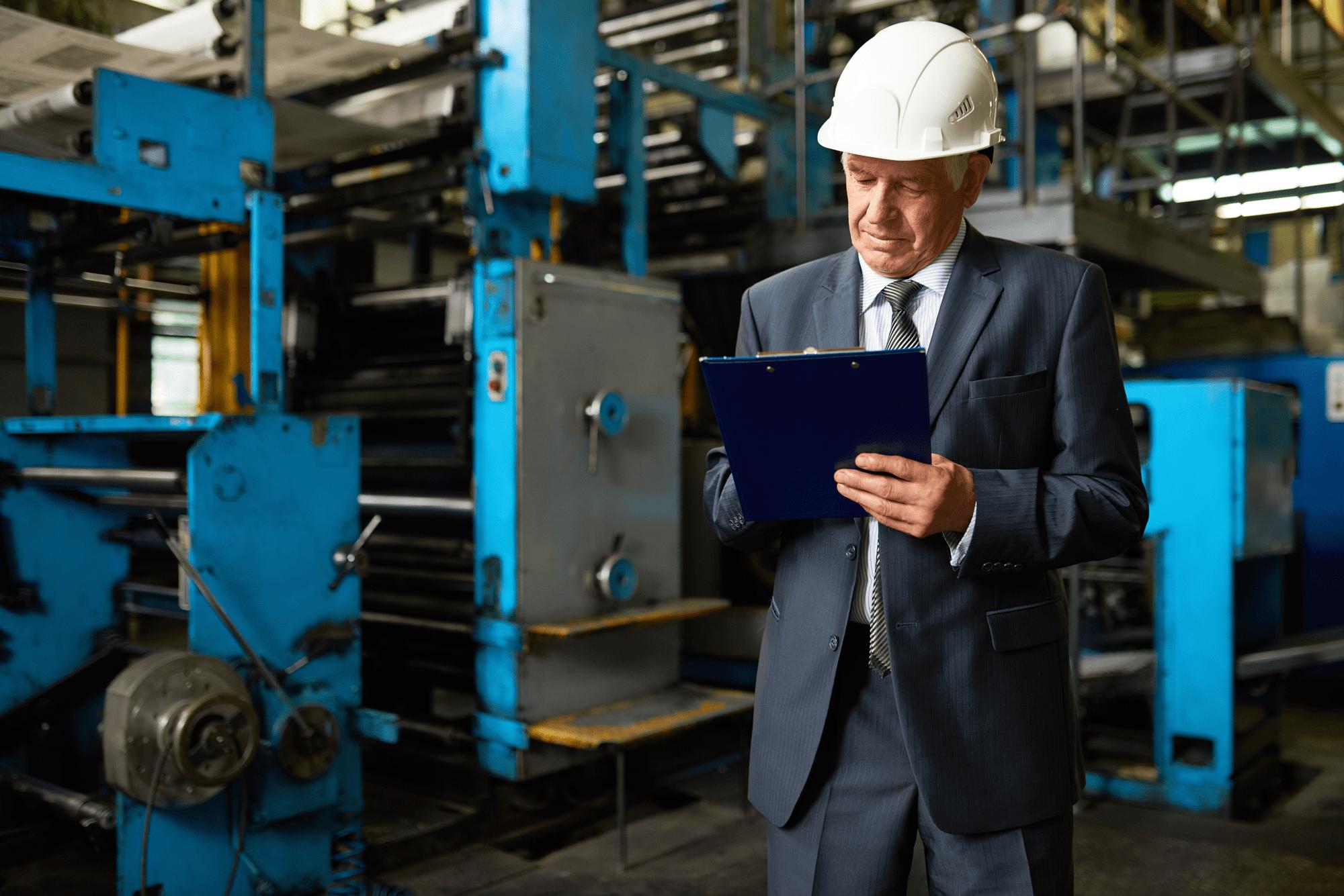 El uso de un CMMS/EAM puede ayuda a las empresas a obtener la certificación ISO